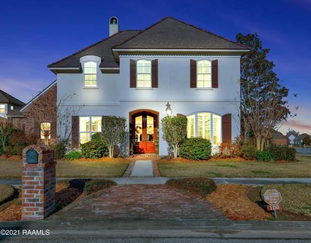 100 Marble Creek Cove, Lafayette, LA 70508 (MLS #21002469) :: Keaty Real Estate