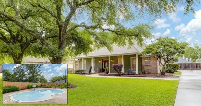 106 Oak Post Road, Lafayette, LA 70503 (MLS #21003678) :: Keaty Real Estate