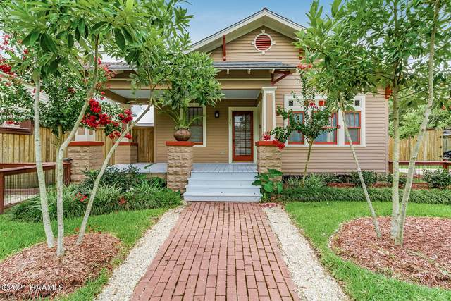 307 Cherry Street, Lafayette, LA 70506 (MLS #21005581) :: United Properties