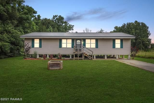 129 Glenfield Drive, Youngsville, LA 70592 (MLS #21006912) :: Keaty Real Estate