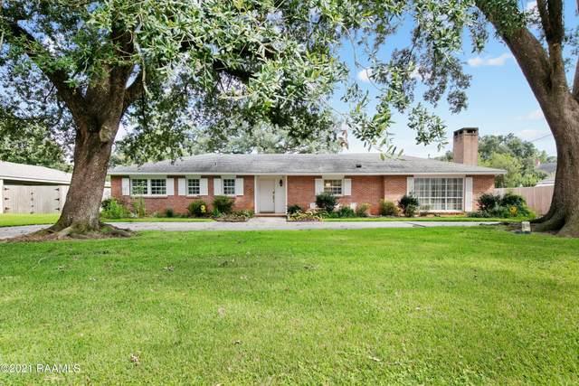517 Laurence Avenue, Lafayette, LA 70503 (MLS #21008750) :: Keaty Real Estate