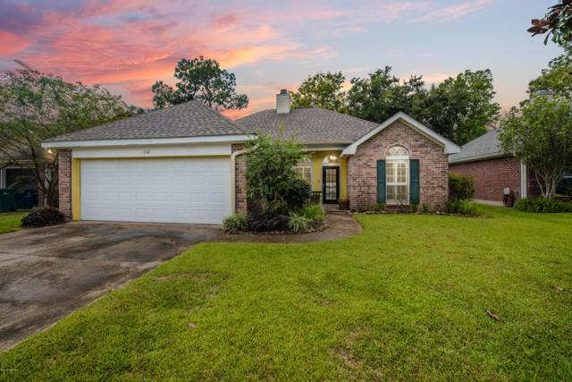 112 Windermere Circle, Youngsville, LA 70592 (MLS #17008942) :: Keaty Real Estate
