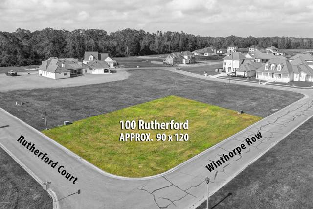 100 Rutherford Court, Lafayette, LA 70503 (MLS #17009011) :: Keaty Real Estate