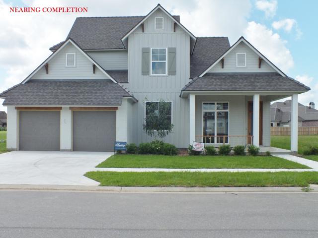 103 Peaceful Hollow, Lafayette, LA 70508 (MLS #18003628) :: Keaty Real Estate
