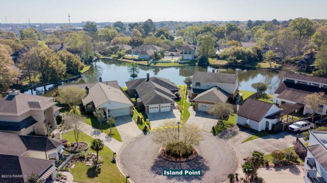 121 Island Point, Lafayette, LA 70508 (MLS #18006362) :: Keaty Real Estate
