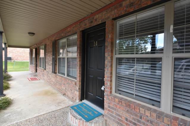 112 Hillside Drive #14, Lafayette, LA 70503 (MLS #19010702) :: Keaty Real Estate