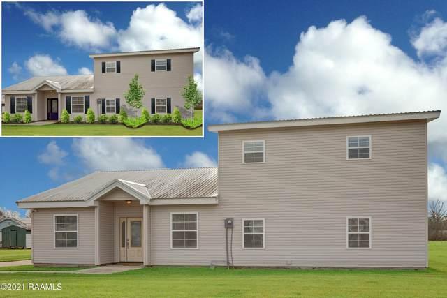 1037 Alexander Circle, St. Martinville, LA 70582 (MLS #21000167) :: Keaty Real Estate