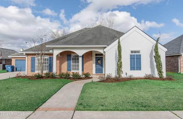 107 Hathaway Drive, Lafayette, LA 70508 (MLS #21001147) :: Keaty Real Estate