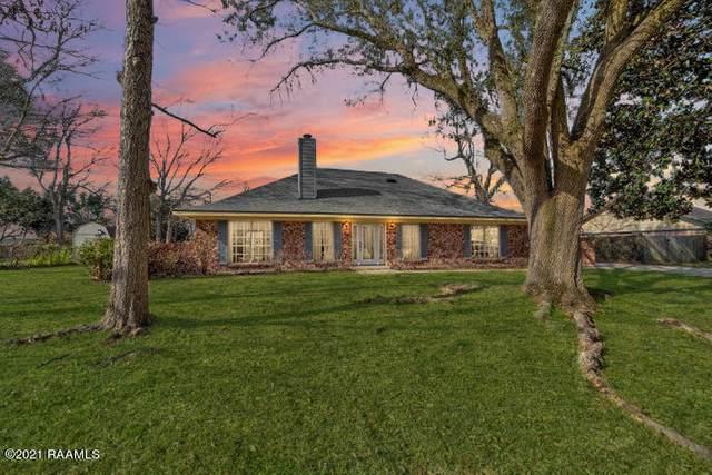 407 N Locksley Drive, Lafayette, LA 70508 (MLS #21001661) :: Keaty Real Estate