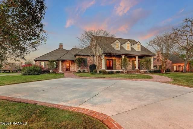 101 Jean Baptiste Drive, Lafayette, LA 70503 (MLS #21002156) :: Keaty Real Estate