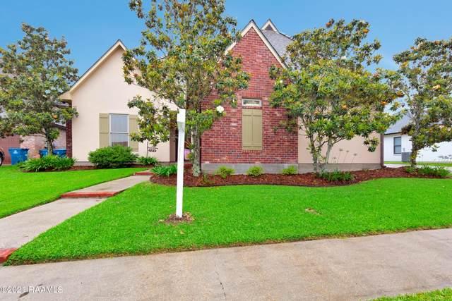 108 Dunvegan Court, Lafayette, LA 70503 (MLS #21004252) :: Keaty Real Estate