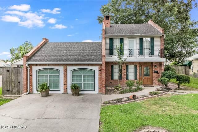 915 Stevenson Street, Lafayette, LA 70501 (MLS #21004952) :: Keaty Real Estate