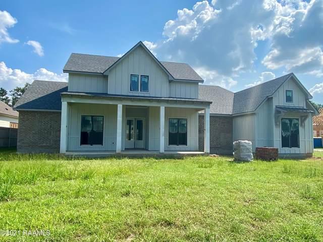 100 Waterhouse Road, Carencro, LA 70520 (MLS #21005757) :: Keaty Real Estate