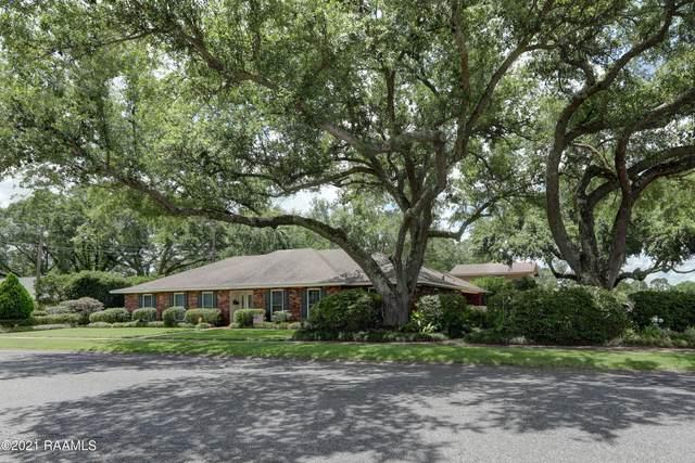 1110 Abdalla Boulevard, Opelousas, LA 70570 (MLS #21005799) :: Keaty Real Estate