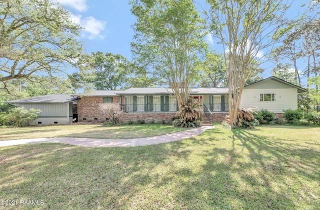 502 E Leblanc Street, Delcambre, LA 70528 (MLS #21003461) :: Keaty Real Estate