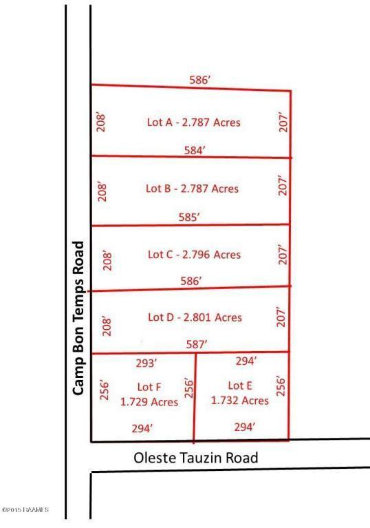 13-C Camp Bon Temp Road, Breaux Bridge, LA 70517 (MLS #15306917) :: Keaty Real Estate