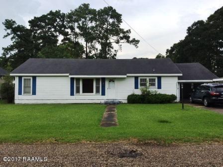 730 Reed Avenue, Eunice, LA 70535 (MLS #17002958) :: Keaty Real Estate