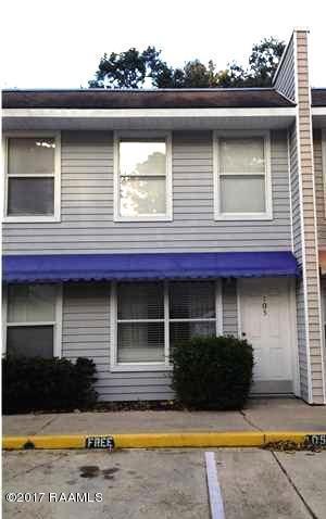 310 Ella Street 105, Lafayette, LA 70506 (MLS #17003842) :: Keaty Real Estate