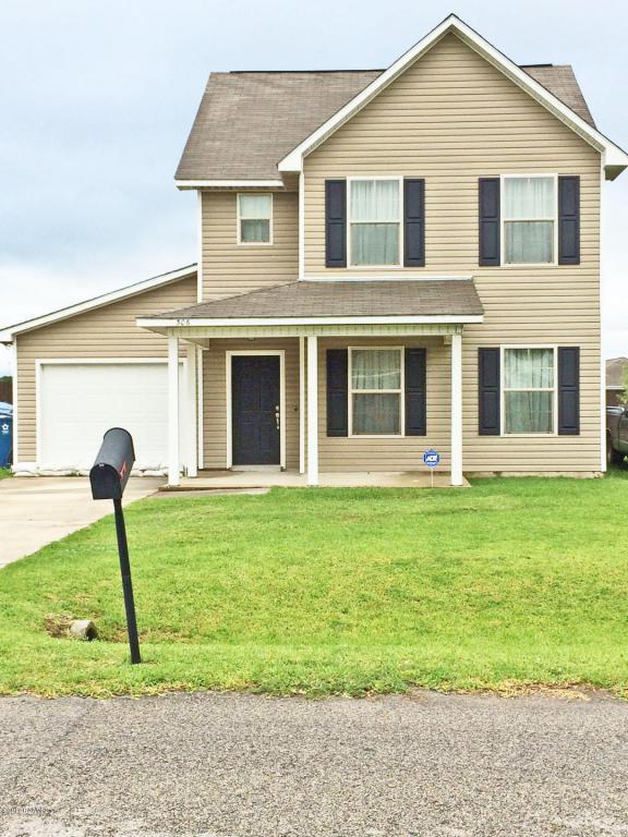 306 Oak Springs Lane, Carencro, LA 70520 (MLS #17006288) :: Keaty Real Estate