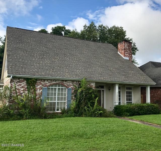 308 Creekside Drive, Lafayette, LA 70508 (MLS #17007921) :: Keaty Real Estate