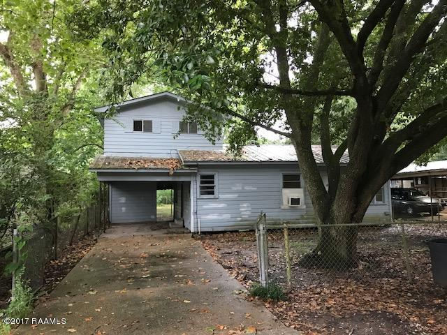 317 Faquetigue Street, Eunice, LA 70535 (MLS #17008120) :: Keaty Real Estate