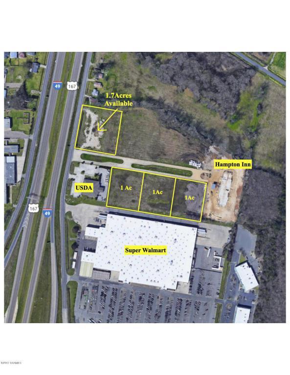 5832 I-49 Frontage Road, Opelousas, LA 70570 (MLS #17008519) :: Keaty Real Estate