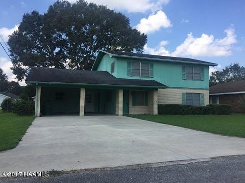 1107 Jenkins Avenue, Crowley, LA 70526 (MLS #17009492) :: Keaty Real Estate