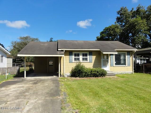 105 Hector Street, Lafayette, LA 70506 (MLS #17010142) :: Keaty Real Estate