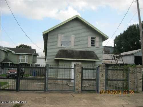 1018 8th Street, Lafayette, LA 70501 (MLS #17010224) :: Keaty Real Estate