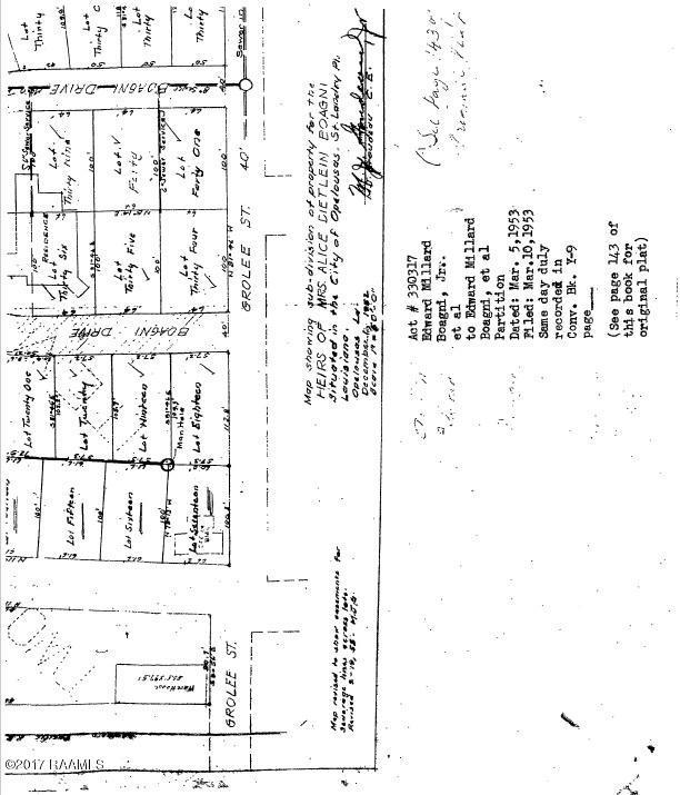 330-16 N Railroad, Opelousas, LA 70570 (MLS #17010280) :: Keaty Real Estate