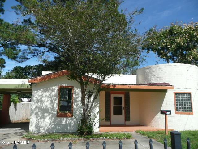 511 E Simcoe Street, Lafayette, LA 70501 (MLS #17010455) :: Keaty Real Estate