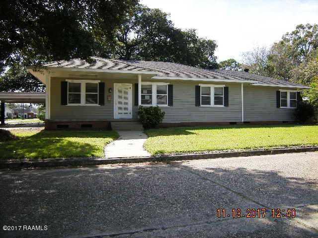 305 W Tennis Street, Opelousas, LA 70570 (MLS #17011430) :: Red Door Realty