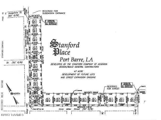 7 Cora Miller Street, Port Barre, LA 70577 (MLS #17011685) :: Keaty Real Estate
