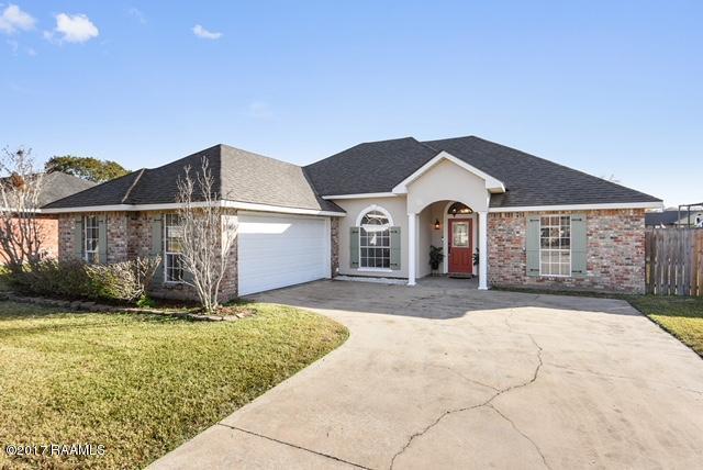 104 Willowview, Broussard, LA 70518 (MLS #17012233) :: Keaty Real Estate