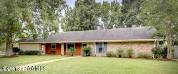 102 Kurzweg Drive, Lafayette, LA 70508 (MLS #18000751) :: Keaty Real Estate