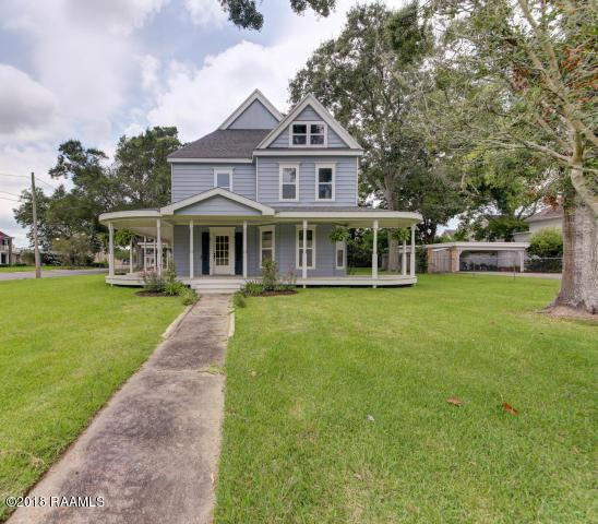 505 N Ave H, Crowley, LA 70526 (MLS #18000960) :: Keaty Real Estate