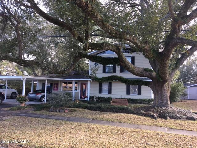 1211 Williams Avenue, Eunice, LA 70535 (MLS #18001223) :: Cachet Real Estate
