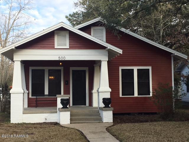 500 S 5th Street, Eunice, LA 70535 (MLS #18001304) :: Keaty Real Estate
