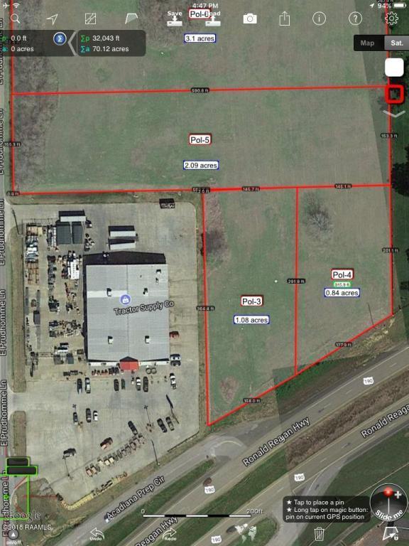 1513 E Prudhomme Lane, Opelousas, LA 70570 (MLS #18001543) :: Keaty Real Estate