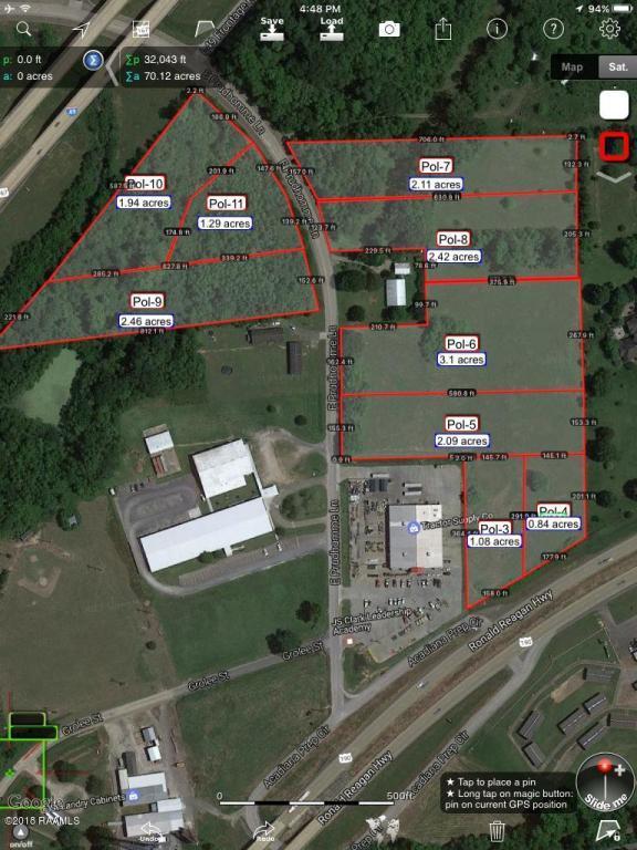 1547 E Prudhomme Road, Opelousas, LA 70570 (MLS #18001553) :: Keaty Real Estate
