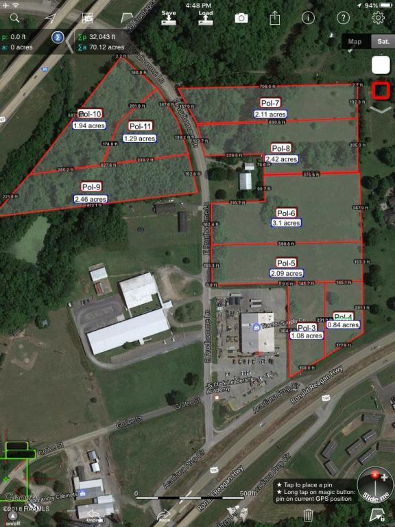 1591 E Prudhomme Lane, Opelousas, LA 70570 (MLS #18001581) :: Keaty Real Estate