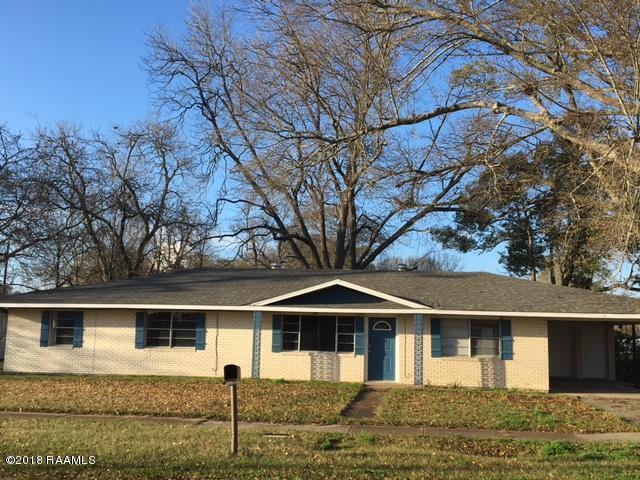 250 E Vine Street, Eunice, LA 70535 (MLS #18001692) :: Keaty Real Estate