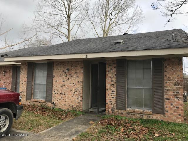 201 Al Pearson Drive, Lafayette, LA 70508 (MLS #18001706) :: Keaty Real Estate