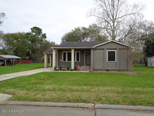 114 Decuir, New Iberia, LA 70560 (MLS #18001818) :: Keaty Real Estate