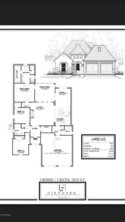 Lot 52 Sugar Trace Lane, New Iberia, LA 70563 (MLS #18002144) :: Keaty Real Estate