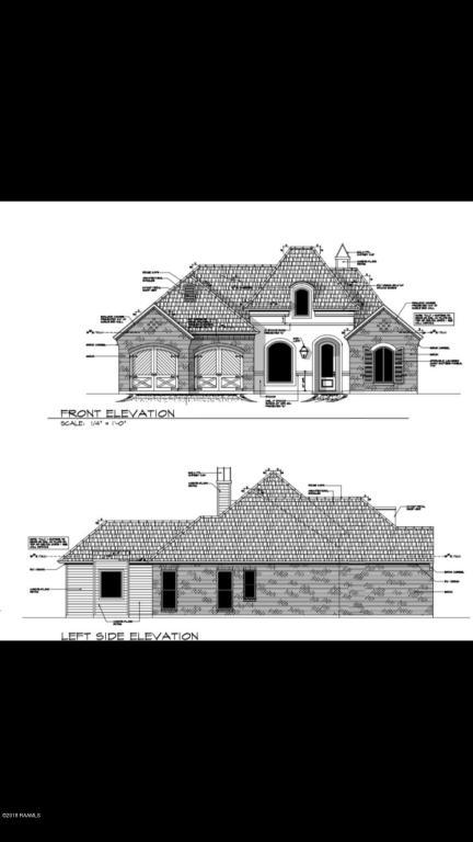 Lot 35 Kettle Ln, New Iberia, LA 70563 (MLS #18002145) :: Keaty Real Estate