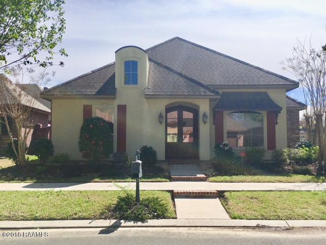 115 N Montauban Drive, Lafayette, LA 70507 (MLS #18002213) :: Keaty Real Estate