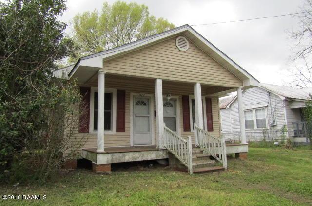 422 E North Street, Opelousas, LA 70570 (MLS #18002295) :: Keaty Real Estate