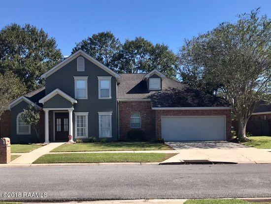 116 Gentry Circle, Lafayette, LA 70508 (MLS #18003331) :: Cachet Real Estate