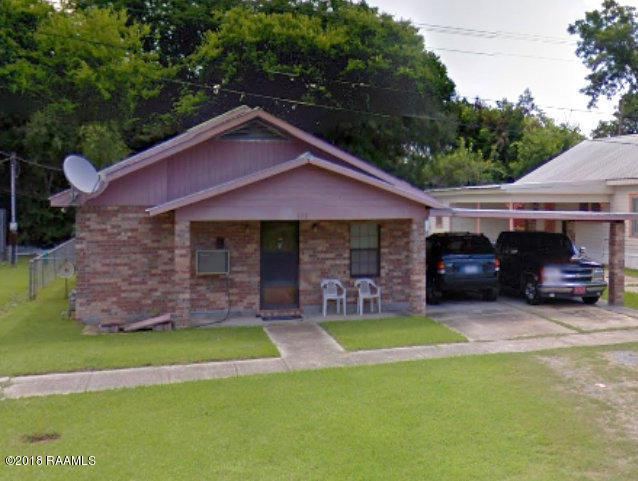 610 N Ave A, Crowley, LA 70526 (MLS #18003479) :: Keaty Real Estate